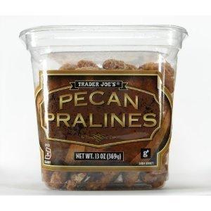 Trader Joe's Pecan Pralines (13 OZ Pack Of 2) by Trader Joe's [Foods]
