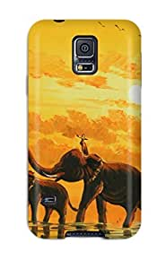 Fashion FaZUlFH11707nNmpY Case Cover For Galaxy S5(oriental)