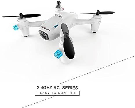 Hubsan X4 Cámara Plus H107C+ 2.4G RC Cuadricóptero con 720P Cámara ...