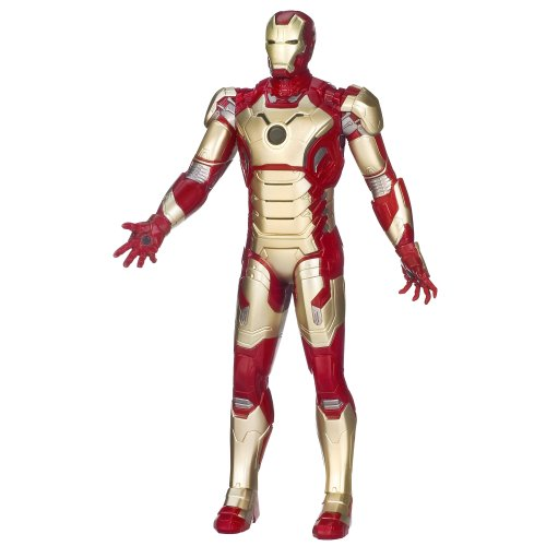 Marvel Iron Man 3 Avengers Initiative Arc Strike Iron Man Figure ()