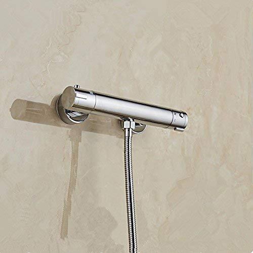 JingJingnet タップキッチンタップ洗面台の蛇口冷たいとお湯のミキサーバスルームのミキサー洗面器のミキサー水道弁キッチンまたは浴室のタップ (Color : A) B07S79L7ZK A