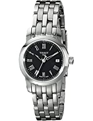 Tissot Womens TIST0332101105300 Dream Black Dial Watch