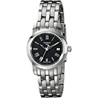 Women's TIST0332101105300 Dream Black Dial Watch