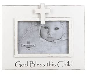 Amazon.com : Ganz Treasured Memories White Christening
