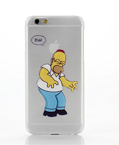 san francisco efe6f 54e84 eDealz Designer Homer Simpson Case for iPhone 6: Amazon.in: Electronics