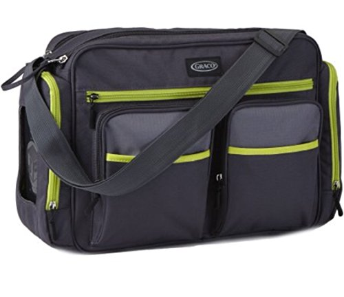 Graco Places and Spaces Smart Organizer System Tote Duffe...
