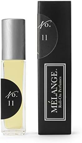 Melange Tuberose, Jasmine & Neroli Roll On Perfume .25 ounces