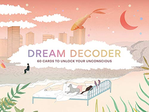 Dream Decoder: 60 Cards to Unlock your Unconscious (Interpret Archetypal Symbols from your Dreams)