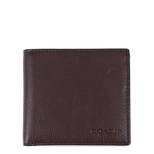 Coach Mens Fur Short Wallet