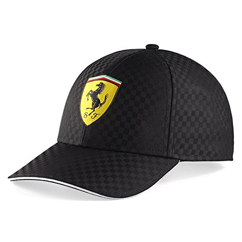 ferrari-black-racing-check-hat
