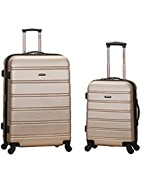 Rockland Luggage 20 Inch and 28 Inch 2 Piece Expandable...