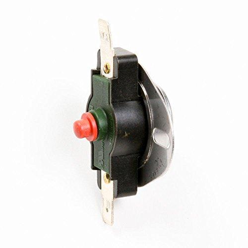 Fisher & Paykel 395155 Dryer Resettable Safety Thermostat Genuine Original Equipment Manufacturer (OEM) Part