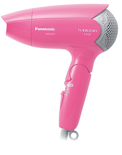 Panasonic Turbo-Dry Hair Dryer EH5101P P Pink | AC100V (Japan Model) For Sale