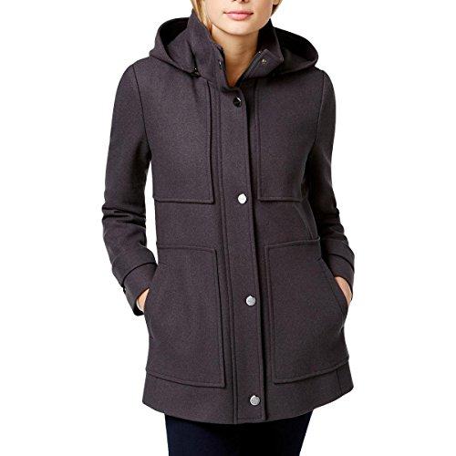 Textured Wool Coat - 9