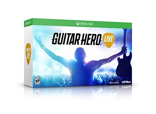 Amazon Guitar Hero Live Xbox One Activision Inc Video Games