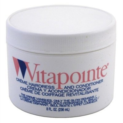 6 Pack Deal!! Vitapointe Creme Hairdress & Conditioner 8oz