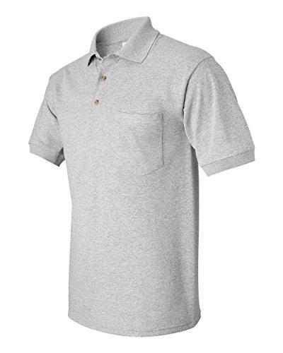 gildan-g890-56-oz-ultra-blend-50-50-jersey-polo-with-pocket-sport-grey-xxx-large