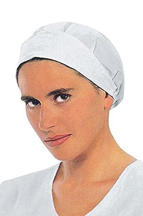 Isacco Cuffia Donna Bianco ISSACO
