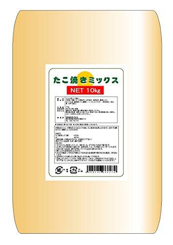 Nishio milling takoyaki mix 10kg