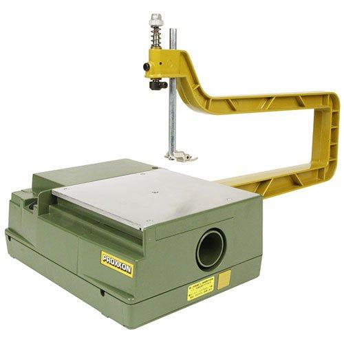プロクソン(PROXXON) コッピングソウテーブル ローエンドモデル 手軽に電動糸鋸盤を使い方にお勧め 糸鋸刃3種各2本付 No.27081 B00K5NC370