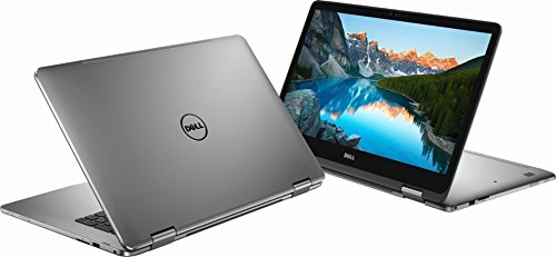 Dell Inspiron I7773 2-in-1 17.3'' FHD Touch Screen Laptop Upgrade 8th Gen Intel i7-8550U NVIDIA GeForce MX150 with 2GB GDDR5 USB-C Port Best Notebook Stylus Pen Light (3TB SSD|32GB RAM|10 PRO) by Inspiron 17 7773 2-in-1 (Image #1)