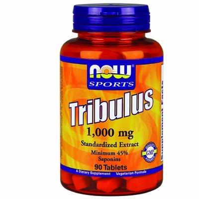 NOW Foods - Tribulus 1000mg 90 вкладка