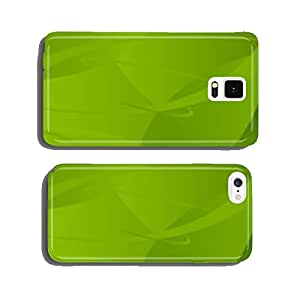 Green abstract background cell phone cover case iPhone5