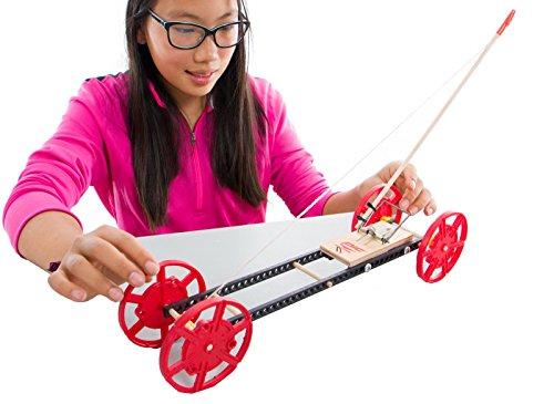 TeacherGeek Mousetrap Powered Vehicle STEM | STEAM Activity Kit by TeacherGeek (Image #5)