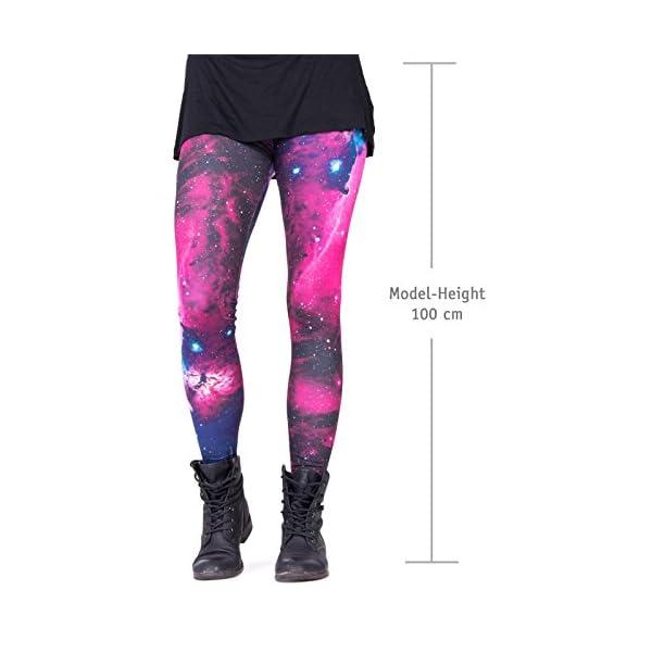 cosey Galaxy Leggings Femme
