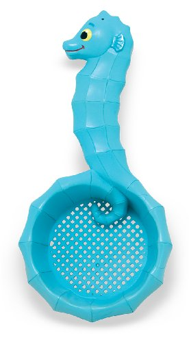 Melissa & Doug Sunny Patch Speck Seahorse Sifter