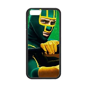 iPhone 6 Case, [Kick-Ass] iPhone 6 (4.7) Case Custom Durable Case Cover for iPhone6 TPU case(Laser Technology)