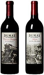 Dumas Station \