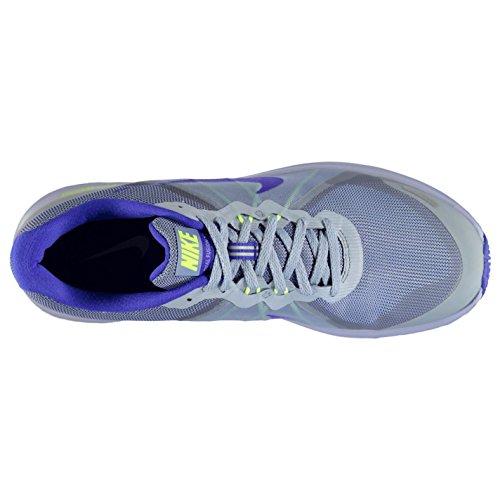 NIKE Dual Fusion x 2Chaussures de Course à Pied Homme Bleu Gris/Bleu Fitness Formateurs Sneakers