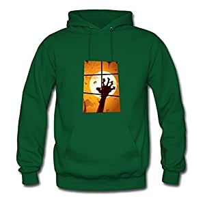 Halloween Picture With The Hand Avengers America Green Hoodies Custom X-large For Women Designed