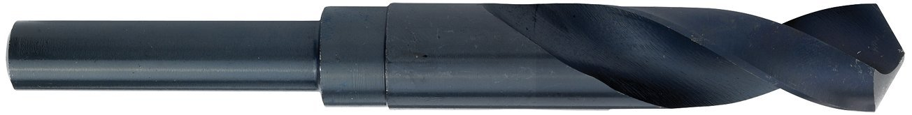 1 Pack ITM 201SD6364 63//64 Silver and Deming Drill 1//2 Shank Black Finish