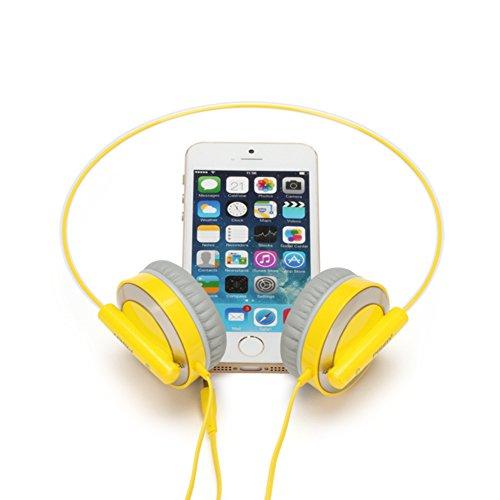Head-Arch Headphones Bass Headphones Wire Headset Michael Music Headphones-C