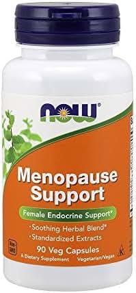 NOW Menopause Female Endocrine Support, 90 Veg Capsules
