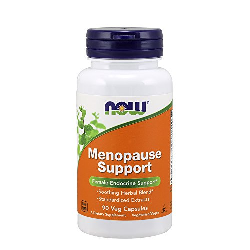 NOW Menopause Endocrine Support Capsules product image