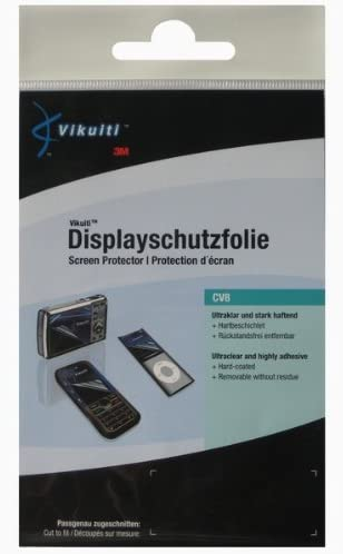 100/% fits Vikuiti 2X CV8 Screen Protector for AMOI N820 Scratch-Resistant high Adhesiveness Ultra Clear
