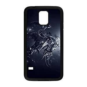 Darksiders II Samsung Galaxy S5 caja del teléfono celular funda Negro caja del teléfono celular Funda Cubierta EEECBCAAB00489