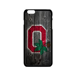 SANLSI Ohio State Buckeyes Cell Phone Case for Iphone 6