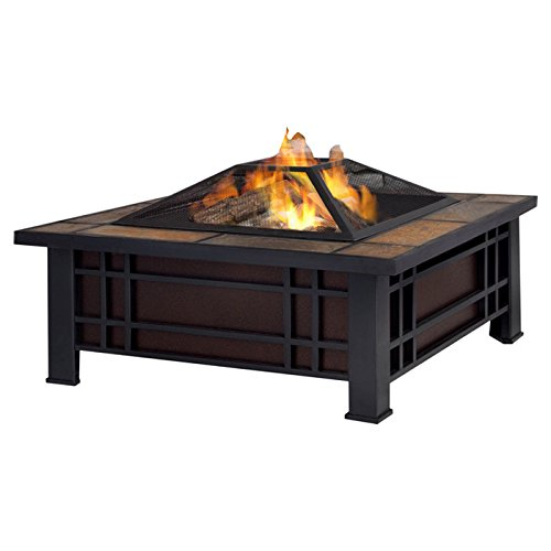 Morrison Wood-burning Fire (Stone Fire Pits Wood Burning)