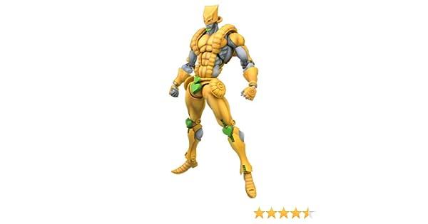 Medicos JoJo's Bizarre Adventure: Part 3--Stardust Crusaders: The World  Super Action Statue