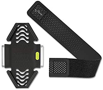 Bone Running Armband Phone Holder, Lightweight Sports Cell Phone Arm Band for iPhone 11 Pro Max XS XR X 8 7 6 Plus Samsung Galaxy S10 S9 S8, Run Tie Series - Complete Edition (All 3 Sizes)