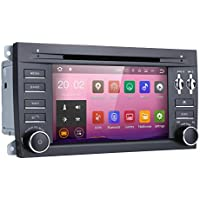 7 HD Android 7.1 Car DVD Player GPS Sat Nav For PORSCHE CAYENNE 2003 2004 2005 2006 2007 2008 2009 2010 Quad Core GPS Navigation Bluetooth Touch Screen