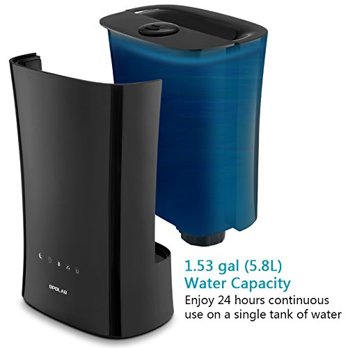 OPOLAR Cool Mist Humidifier - incensecentral.us