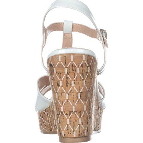 Wedge Strap callisto Aspenn Sandals White T qnangtzwU