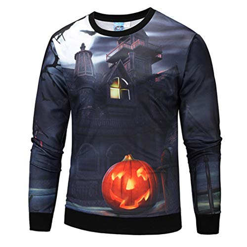 Men Fashion Halloween Clothes Clearance - vermers Mens
