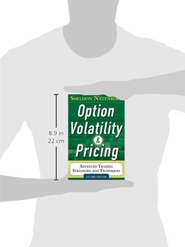 Option volatility & pricing advanced trading