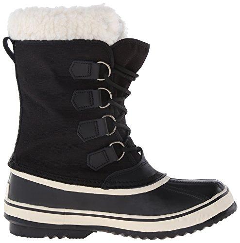 neve Sorel interno Nero Donna senza Carnival Black rivestimento da Stone 011 Winter Stivali Z6rI0q6f